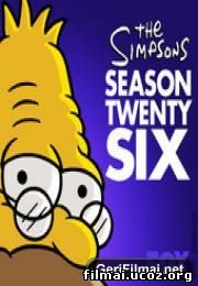 Simpsonai (26 Sezonas) / The Simpsons (26 Season)