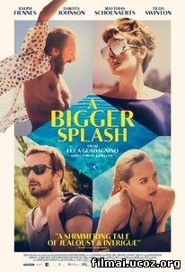 Didesni purslai / A Bigger Splash